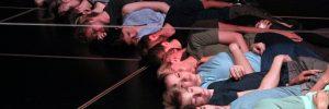 Bild aus der Inszenierung »Mädchenorchester«