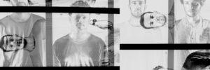 Grafische Aufbereitung von Portraits der Musiker vom Portico Quartet