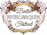 Logo des Berlin Burlesque Logos