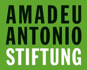 Logo Amadeus Antonio Stiftung