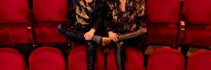 Siegfried & Joy sitzen im Theatersessel