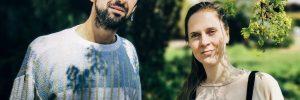 Theresa Leisgang und Raphael Thelen