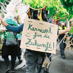 Karneval für die Zukunft