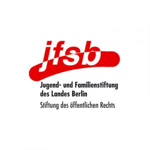 Logo Jugend- und Familienstiftung